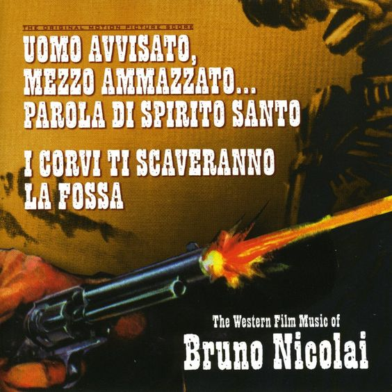 The Western Film Music of Bruno Nicolai