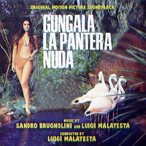 Gungala la pantera nuda - Gungala, the Black Panther