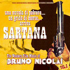 The Western Film Music of Bruno Nicolai Vol. 3